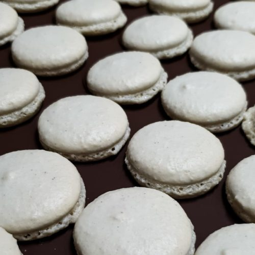 Vegan Recipes Cacao-Shamaness Vegan Macron Shells