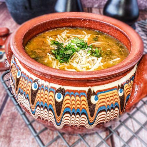 Vegan Recipes Cacao-Shamaness Vegan Moroccan Harira Soup