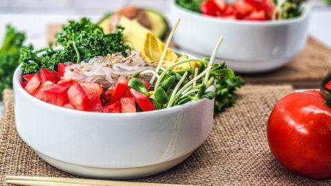 Vegan Recipes Cacao-Shamaness Vegan Asian Kale Salad