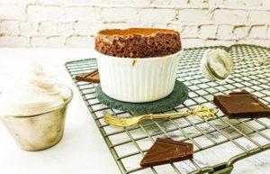 Vegan Recipes Cacao-Shamaness Vegan Chocolate Soufflé