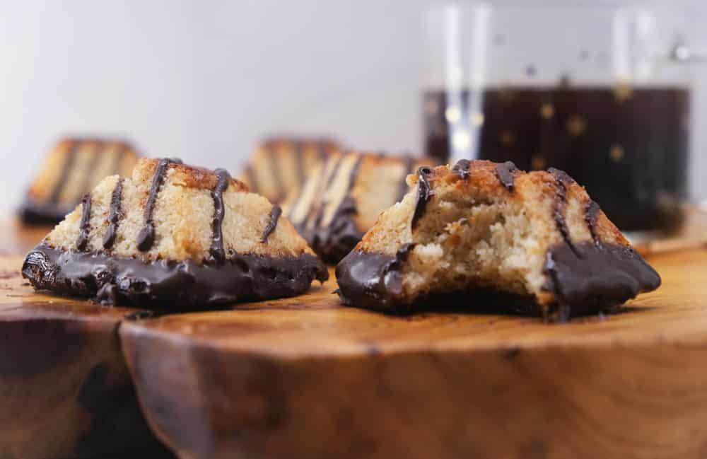 Vegan Recipes Cacao-Shamaness Vegan Coconut Macaroons