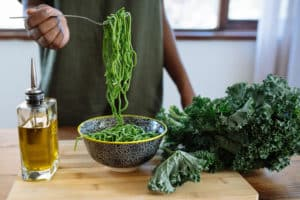 Vegan Recipes Cacao-Shamaness 15 Amazing Health Benefits of Eating Kale Blog Post